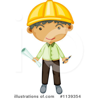 Engineer Clipart #1139354 by Graphics RF