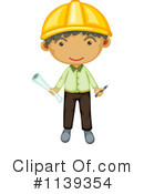 Royalty-Free (RF) Engineer Clipart Illustration #1139354