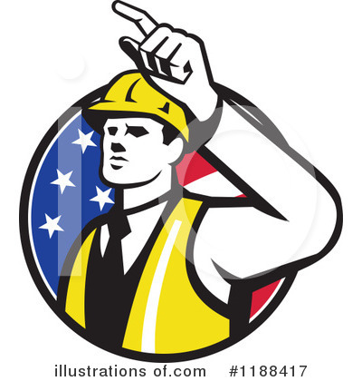 Foreman Clipart #1188417 by patrimonio