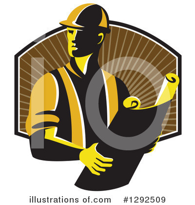 Foreman Clipart #1292509 by patrimonio