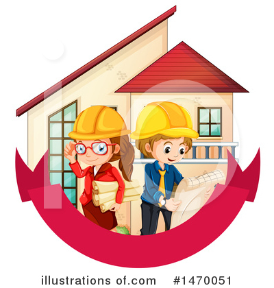 Engineer Clipart #1470051 by Graphics RF
