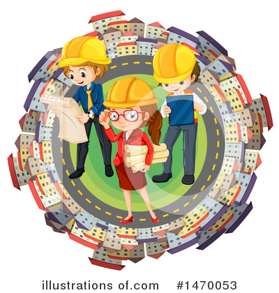 Engineer Clipart #1470053 by Graphics RF