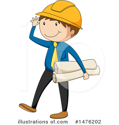 Engineer Clipart #1476202 by Graphics RF