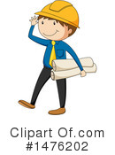 Royalty-Free (RF) Engineer Clipart Illustration #1476202