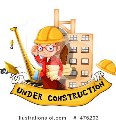 Engineer Clipart #1476203 by Graphics RF
