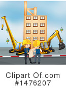 Royalty-Free (RF) Engineer Clipart Illustration #1476207
