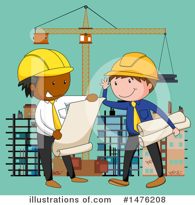 Engineer Clipart #1476208 by Graphics RF