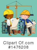 Royalty-Free (RF) Engineer Clipart Illustration #1476208