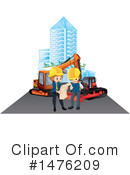 Royalty-Free (RF) Engineer Clipart Illustration #1476209