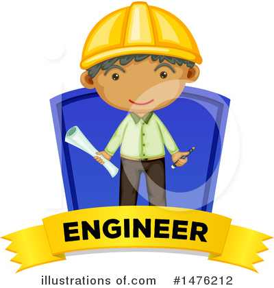 Royalty-Free (RF) Engineer Clipart Illustration by Graphics RF - Stock Sample #1476212