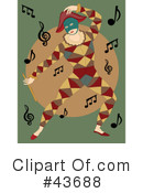 Entertainer Clipart #43688