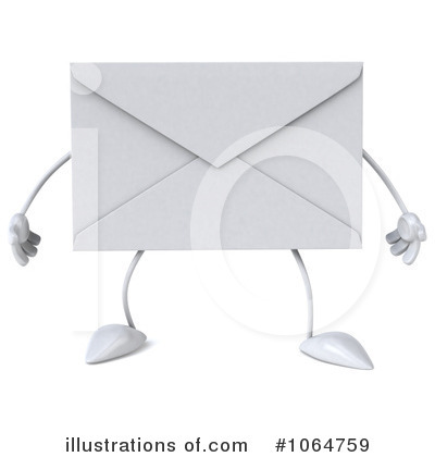 Email Clipart #1064759 by Julos