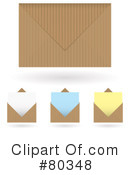 Envelope Clipart #80348 by michaeltravers