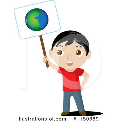 Earth Clipart #1150889 by Rosie Piter