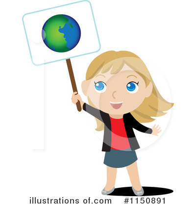 Earth Clipart #1150891 by Rosie Piter