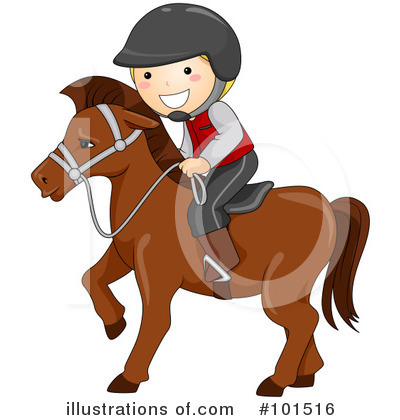 Horse Clipart #101516 by BNP Design Studio