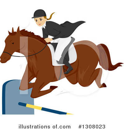 Horse Clipart #1308023 by BNP Design Studio