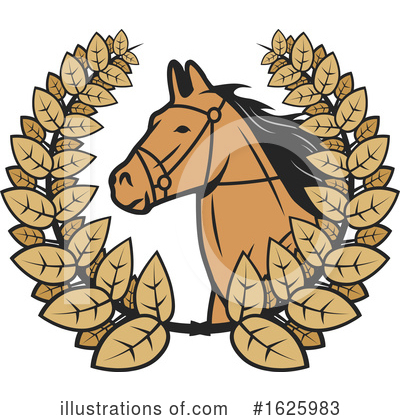 Equestrian Clipart #1625983 by Vector Tradition SM