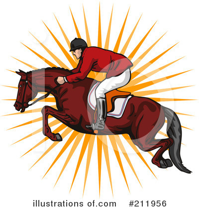 Jockey Clipart #211956 by patrimonio