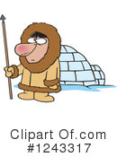 Eskimo Clipart #1243317 by toonaday