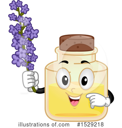 Royalty-Free (RF) Essential Oil Clipart Illustration by BNP Design Studio - Stock Sample #1529218