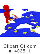 Royalty-Free (RF) Eu Referendum Clipart Illustration #1403511