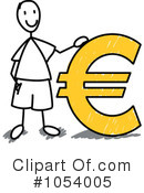 Euro Clipart #1054005 by Frog974