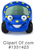 European Car Clipart #1331423 by Julos