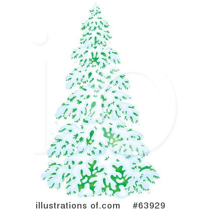 Tree Clipart #63929 by Alex Bannykh