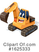 Excavator Clipart #1625333 by BNP Design Studio
