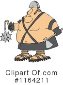 Royalty-Free (RF) executioner Clipart Illustration #1164211