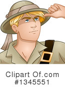 Explorer Clipart #1345551 by Liron Peer