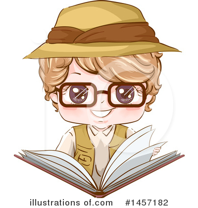 Book Clipart #1457182 by BNP Design Studio