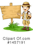 Explorer Clipart #1457191 by BNP Design Studio