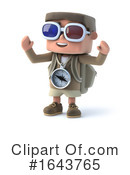 Explorer Clipart #1643765 by Steve Young