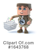 Explorer Clipart #1643768 by Steve Young