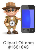 Explorer Clipart #1661843 by Steve Young