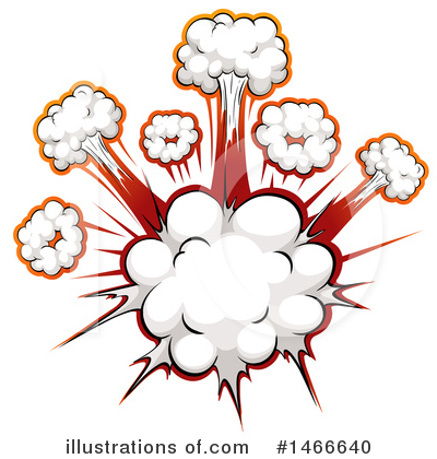 Explosion Clipart #1466640 by Graphics RF