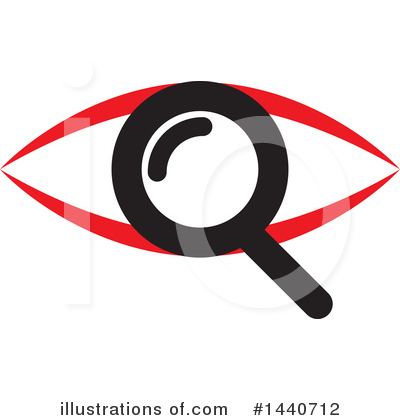 Eye Clipart #1440712 by ColorMagic