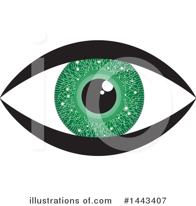 Eyes Clipart #1443407 by ColorMagic