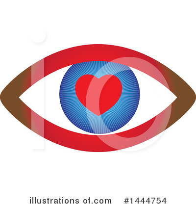 Eye Clipart #1444754 by ColorMagic