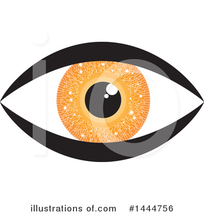 Eye Clipart #1444756 by ColorMagic