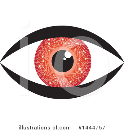 Eye Clipart #1444757 by ColorMagic