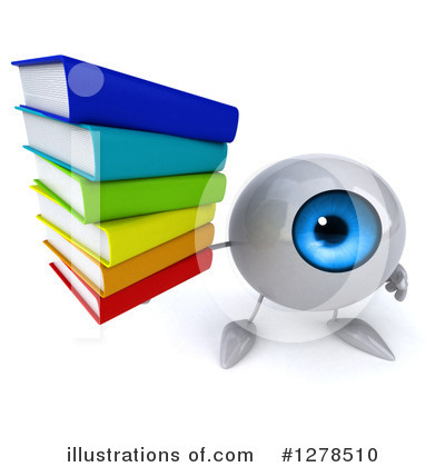 Eyeball Clipart #1278510 by Julos