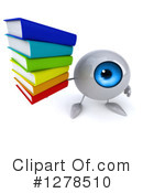 Eyeball Character Clipart #1278510