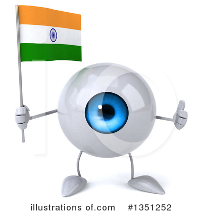 Eyeball Clipart #1351252 by Julos