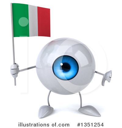 Eyeball Clipart #1351254 by Julos