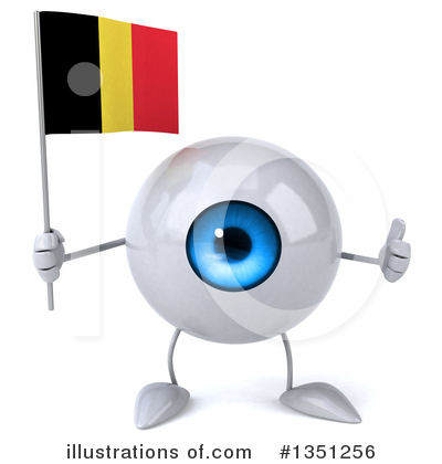 Eyeball Clipart #1351256 by Julos