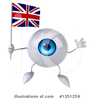 Eyeball Clipart #1351259 by Julos