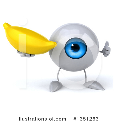 Eyeball Clipart #1351263 by Julos